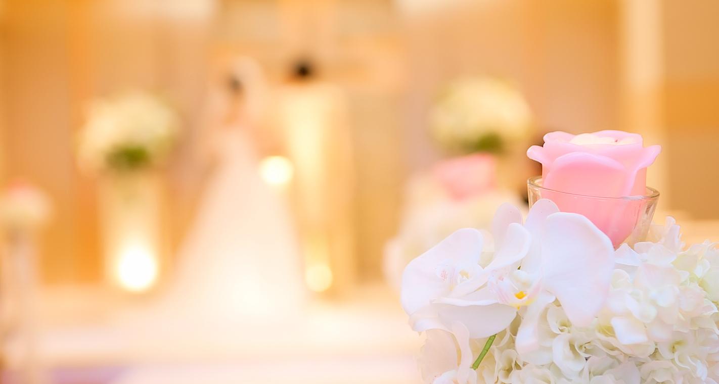 輝く結婚・ウェディングイメージ